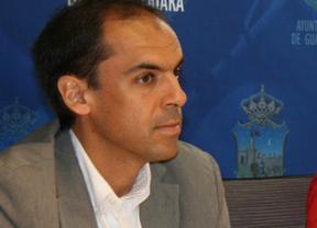 Daniel Jiménez sustituye a Magdalena Valerio en la portavocía del Ayuntamiento de Guadalajara