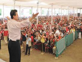 No vamos a distraernos ni siquiera con los tiempos de elecciones, destaca Peña Nieto