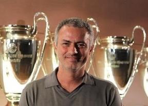 Mourinho, 'simpático' hasta para hablar de su renovación: