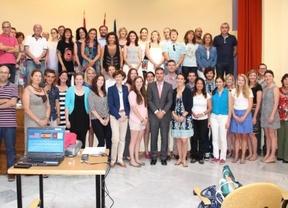 La Junta se trae a 21 auxiliares de conversación estadounidenses para las clases bilingües