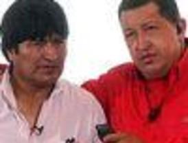 Chávez denunció un plan de Estados Unidos para matar a Evo