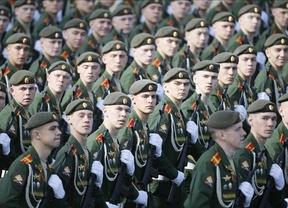 Comienza en Moscú el desfile por 70 aniversario de la victoria sobre los nazis