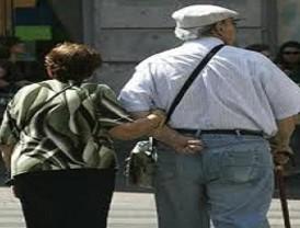La pensión media en Murcia es la tercera más baja del país en febrero