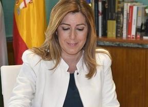 La tele andaluza no baraja un 'cara a cara' Díaz-Moreno... ¿ni uno Díaz-Rodríguez más otros?