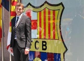 Guardiola ya tiene sustituto oficial: Tito Vilanova firma el contrato con el Barça, de 2 años