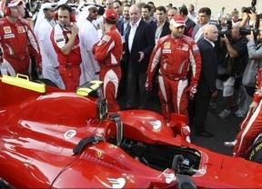 Hacienda subastará el segundo de los Ferrari de lujo del rey Juan Carlos