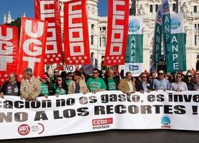 El 15-S se presenta movido: cinco manifestaciones colapsarán Madrid incluyendo a indignados, sindicalistas y la Falange