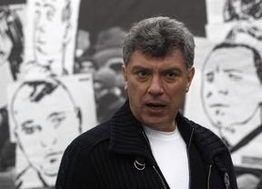 Detienen a dos sospechosos del asesinato del opositor ruso Boris Nemtsov