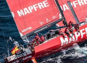 Volvo Ocean Race: Xabi Fernández y su 'Mapfre' superan sus problemas y se reenganchan a los primeros puestos