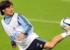 El 'jugón' David Silva, feliz en el City y en La Roja no disimula claras: