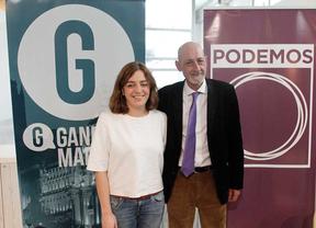 Ahora Madrid, la marca electoral de Podemos y Ganemos en la capital