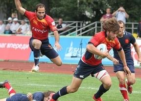 La Roja de rugby prepara en Las Vegas su decisiva participación en las Series Mundiales