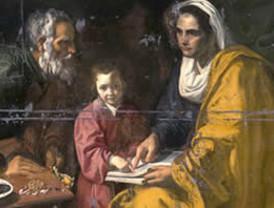 Yale exhibe obra de Diego Velázquez antes de restaurarla