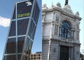 Las protestas por Bankia llegan al Banco de España