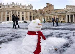 El frío hace 'tiritar' a la Península Ibérica y deja más de 50 provincias en alerta