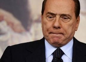 Berlusconi, condenado a siete años de cárcel por el 'caso Ruby'