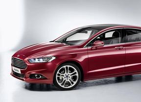 El nuevo Ford Mondeo estará disponible a partir de noviembre