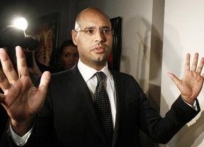 Saif al Islam desmiente que haya sido capturado y promete vengar a su padre Muamar Gadafi