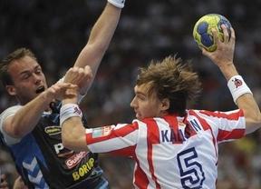 Balonmano: el Atleti, obligado a ganar en Rumanía para no ser el Pupas en la Liga de Campeones