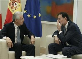 Monti descarta que Italia solicite un rescate; Rajoy da la callada por respuesta
