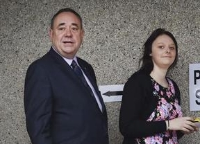 Tras la victoria del 'no', Salmond espera que Londres