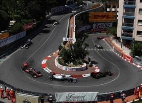 Rosberg se corona en Montecarlo y Alonso acaba cuarto