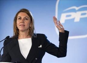 Cospedal apuesta por el optimismo y quita importancia a que España necesite un rescate