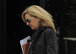 Llega la semana clave para la infanta Cristina y la imagen de la monarquía, en manos del juez Castro