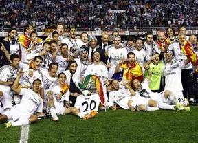 El Real Madrid, con 7 jugadores, el equipo más representado de la Liga de Campeones