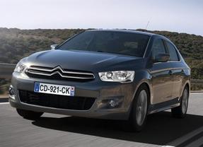 Citroën lanza la serie especial Millenium de su modelo C-Elysée, fabricado en España