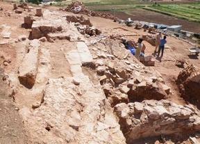 Hallan la primera iglesia medieval de la villa de Montiel