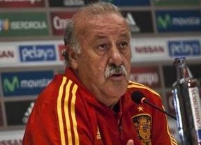Del Bosque, satisfecho con preparación La Roja para la Copa Confederaciones: