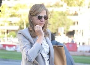 Todavía no está claro que la infanta Cristina acuda a los juzgados