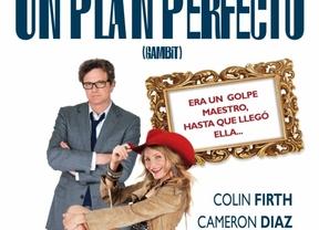 'Un plan perfecto (Gambit)': Una película sobre una estafa que es una ídem