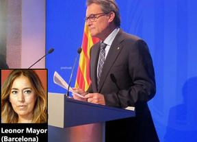 Mas presenta un presupuesto en Barcelona y otro distinto en Madrid