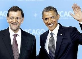 Una quincena de grandes empresarios arropa a Rajoy en su viaje a Washington