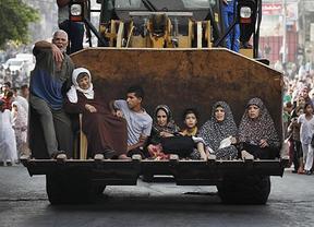 El infierno de Gaza, en imágenes