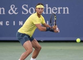 Magnífico verano de 'SuperNadal': tras derrotar a Djokovc en Montreal, se carga a Federer en Cincinnati