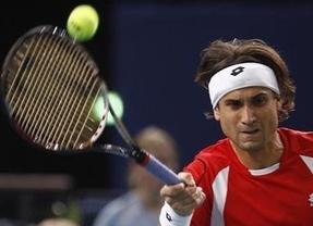 Ferrer sorprende a Murray y sella su primer triunfo en Londres en dos sets