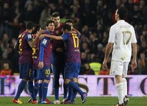 Morbo en el sorteo de Champions: Madrid-Barça en semifinales o en una posible final
