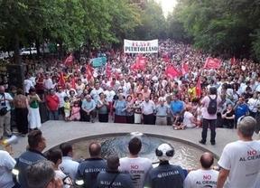 Puertollano se echa a la calle contra el cierre de Elcogas