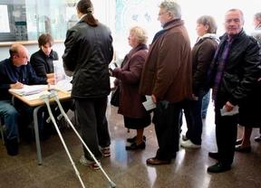 Los catalanes acuden en masa a la urnas: se registra el mayor número de participación de los últimos 24 años