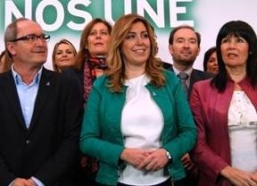 La andaluza Susana Díaz descarta optar a las primarias socialistas