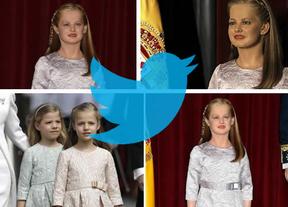 La princesa Leonor estrena figura en el Museo de Cera y atemoriza a los tuiteros
