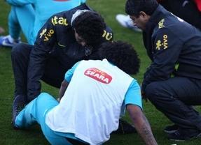 El virus FIFA se ceba con el Madrid: Marcelo, lesionado con su selección, se suma a la baja de Coentrao