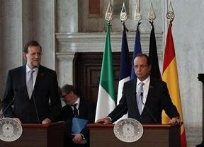 Los líderes europeos, a base de 'peloteo' y de clichés