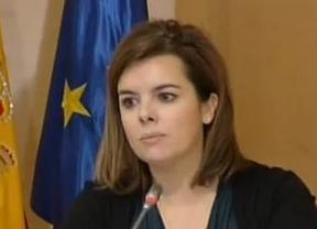 Twitter se mofa de Soraya Sáenz de Santamaría por exceso de emotividad