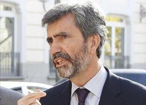 Lesmes, el juez que quiso avalar al kamikaze de Gallardón, ya es presidente del Supremo