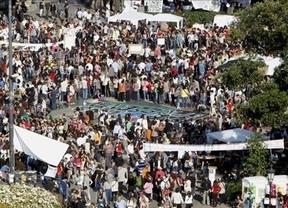 Las conversaciones de los mossos el día del desalojo de Plaza Catalunya, al descubierto
