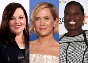 'Cazafantasmas 3' ya tiene reparto: Melissa McCarthy, Kristen Wiig, Leslie Jones y Kate McKinnon